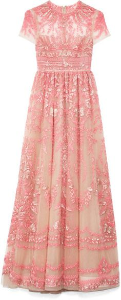 Valentino Pink Gown