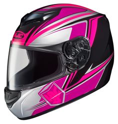 Purchase the HJC Women's CS-R2 Seca Helmet at RevZilla Motorsports. Get the best free shipping & exchange deal anywhere, no restock fees and the lowest prices -- guaranteed.