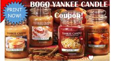 WOOHOO! BOGO Yankee Candles! These make such awesome gifts! Remember, Autumn will be here before we know it! Grab jar or tumbler candles in awesome Fall scents!  Click the link below to get all of the details ► http://www.thecouponingcouple.com/bogo-yankee-candle-coupon-great-for-mothers-day/ #Coupons #Couponing #CouponCommunity  Visit us at http://www.thecouponingcouple.com for more great posts!