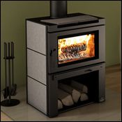 WOOD DIRECT Contemporary Wood Stoves
