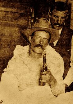 "Tom ""Black Jack"" Ketchum and his older brother Sam cowboyed in Texas, New Mexico and Arizona, while moonlighting as bank and train robbers."