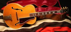 """1950 Gibson L5 """"Natural"""""""