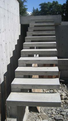 small exterior stairs - Google Search