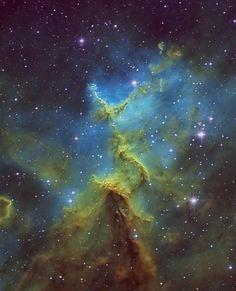 Melotte 15 | Flickr - Julian Hancock, Hubble