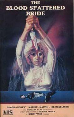 El señor de los bloguiños: La novia ensangrentada (1972) de Vicente Aranda