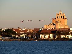 Saintes Maries de la Mer, Camargue, France. Legend behind the name also inspired a Tori Amos song (Marys of the Sea).