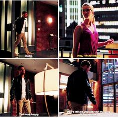 Arrow - Felicity & Oliver #4.2 #Olicity