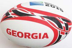 Ballon Rugby Supporter Géorgie RWC 2015 / Gilbert