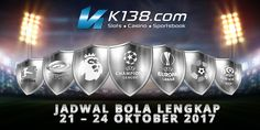 Jadwal Bola Lengkap 21 24 Oktober 2017