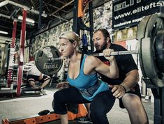 """A couple weeks ago, I came across an awesome article – 30 Rules to Lift Like a Man. It was a terrific list of training and nutrition """"rules"""", and I commented that women should follow the majority of them, too. Because I strongly believe women should proudly Lift Like a Girl, I decided to create …"""