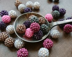 Beaded Beads by Dits