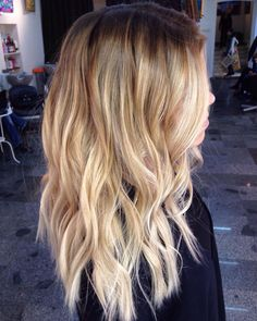 awesome Модное окрашивание волос шатуш (50 фото) — Идеи на темные и светлые волосы