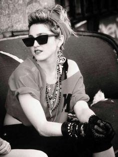 Oh Madonna. Can't we go back in time?
