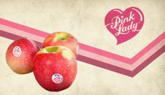 Pink Lady Apples are the best apples in the world!