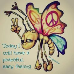 ☮ American Hippie Art Quotes ~ Peaceful Easy  Feelings