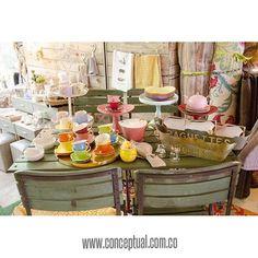 Sorprende a tus invitados y disfruta tu mesa servida con accesorios #Conceptual . Encuentras vajillas, cubiertos, jarras, tablas, torteras y mucho más. Visítanos en www.conceptual.com.co  #interiordesign #home #style #decor #decoración #espacios #ambientes #diseño #muebles #mobiliario #bedrooms #serenespaces #naptime #MiEstiloConceptual #musthave