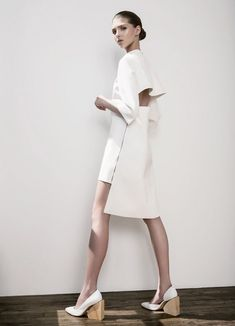 Elegant Minimalism Catalogs - The Kay Frank Spring 2014 Collection Embodies Sophistication (GALLERY)