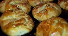 Τυροψωμάκια με γιαούρτι, φέτα και μυρωδικά. (Ιδανικό σνακ για την παραλία) !!! -idiva.gr