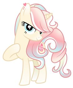 Pastel Heart  Sweet, caring earth pony who loves art. She is very creative and enjoys drawing with pastels most of all. Adopted