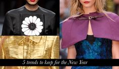 5 looks to keep into the new year - Fashionising.com