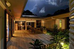 Seal Rocks House 4, Bourne Blue Architecture, fire-proof house, solar power, net zero home, vacation house, australia