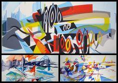 Nadir Afonso Collection XV (Sky)