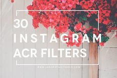 30 Instagram Filters ACR&ATN Presets by ShutterPro on @creativemarket Best professional lightroom presets packs for more modern and trendy style in your photography. Perfect for portrait, wedding, landscape, urban, travel, creative, blogging. #lightroompresets #lightroom #free #presets #portrait