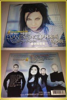 Evanescence: Fallen. Rock Music @ Immortalmastermind.com
