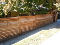 Asian Fence Design Gates and Fencing Sea View Fences and Gates Berkeley, CA Japanese Garden Plants, Japanese Fence, Japanese Garden Design, Bamboo Garden, Garden Shrubs, Tor Design, Fence Design, Modern Fence, Modern Backyard