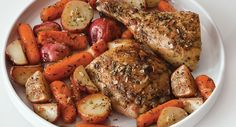Herbes de Provence Roasted Chicken & Potatoes