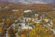 University of the South Campus by Sewanee: The University of the South, via Flickr
