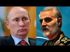 Iran General Meets With Vladimir Putin In Russia About Weapons - YouTube