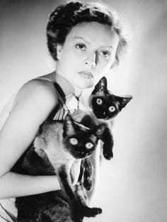 The Best Cat Ladies Throughout History - Happy National Cat Day