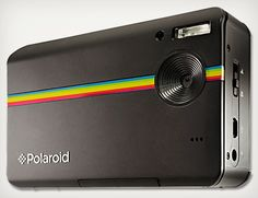 "The Polaroid Z2300 Instant Digital Camera is getting us back to ""shaking like a Polaroid picture""."