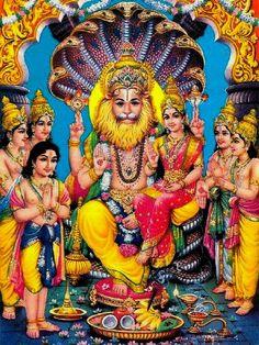 Sri Lakshmi Narashimar