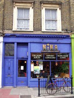Café Kika, Londres