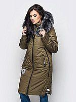 Куртка зимова жіноча