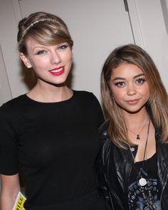 Pin for Later: Taylor Swift und ihre Freundinnen stehen auf die selben Jungs Sarah Hyland