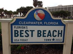 Clearwater Beach # Florida my absolute favorite Beach! Clearwater Beach Florida, Florida Beaches, Oh The Places You'll Go, Places Ive Been, Stuff To Do, Things To Do, Honeymoon Planning, Central Florida, Beach Pictures