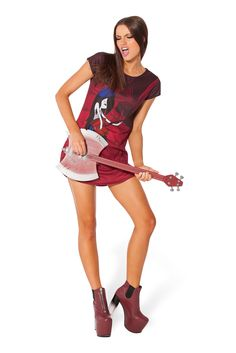 Rocker Marceline GFT by Black Milk Clothing $60AUD