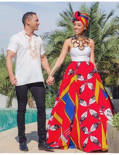 African Traditional Wedding Attire Styles You Will Love - Pretty 4 Traditional Wedding Attire, African Traditional Wedding, African Traditional Dresses, Traditional Outfits, Traditional Weddings, African Wedding Attire, African Attire, African Wear, African Women
