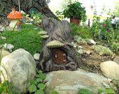 "Fairy Garden Home ""Hidden Dwelling"" #EasyNip"