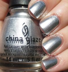 The PolishAholic: China Glaze Holiday 2014 Twinkle Collection Swatch & Review  - I'd Melt For You