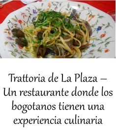 Bogotá, Colombia restaurante Restaurants, Spaghetti, Ethnic Recipes, Food, Colombia, Essen, Restaurant, Meals, Yemek