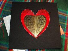 Saint Valentine's Day heart