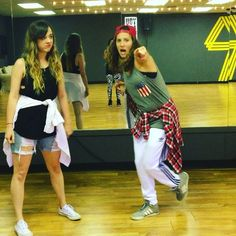 You probably can't handle this video. Like seriously. We're joining the #runningmanchallenge and these two NAILED IT. Let's be honest, @catherineballas has been jammin' to this song since 7th grade, so all her dreams have come true in this moment. Is Refit Revolution, Running Man Challenge, Handle, Community, Dreams, In This Moment, Let It Be, Songs, The Originals
