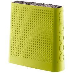 Bodum Bistro Universal Knife Block - Green at HSN.com