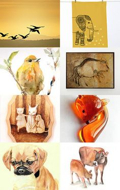 I wish I was an animal by Seraphina on Etsy--Pinned with TreasuryPin.com