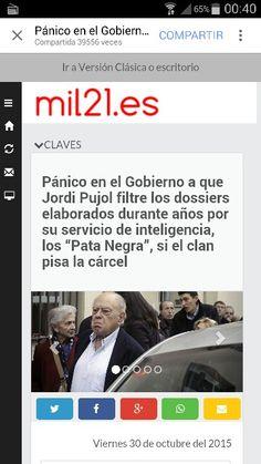 Jordi Pujol, la mafia catalana