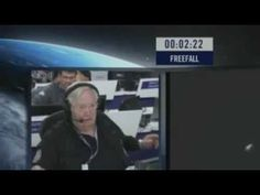 Sky Dive form the edge of space Full Video - Felix Baumgartner - Jump - Red Bull Stratos Felix Baumgartner, Speed Of Sound, Full Hd Video, Space Race, High Jump, Carl Sagan, Best Quotes, Awesome Quotes, Space Exploration